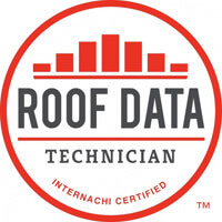 Roof Data Certification Logo